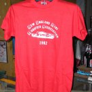 New England Mini Modified Association 1982 Med Tshirt Auto Racing Motorsports SH6105