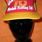 Gary Morton #70 Morton Racing Special Hat Cap Motorsports Auto Racing
