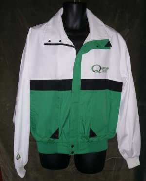 Quaker State Racing Jacket Large Motorsports NASCAR