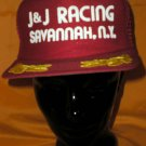 J & J Racing Savannah NY  Adjustable Hat Cap Motorsports Auto Racing