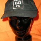 Just Eat It! Adjustable Cap Hat