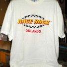 Race Rock Orlando XLarge Tshirt Auto Racing SH6521