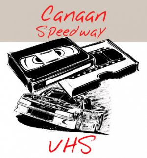 October 1991  Canaan USA  Speedway Dirt VHS Canaan Cup Late Models