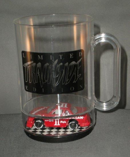 Donnie Allison #1 Hawaiian Tropic Trackside Acrylic Mug Diecast NASCAR Auto Racing