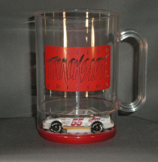 Ted Musgrave #55 Jasper Trackside Acrylic Mug Diecast NASCAR Auto Racing
