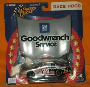 Kevin Harvick #29 Winners Circle Race Hood Series NASCAR