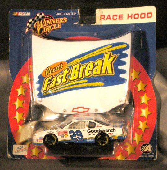 Kevin Harvick #29 Reeses Fastbreak Winners Circle Race Hood Series NASCAR