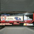 Joe Ruttman #20 Fina Racing Transporter Racing Champions 1:64 Die Cast NASCAR