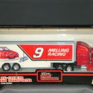 Bill Elliott #9 Melling Racing Ford Transporter Racing Champions 1:64 Die Cast NASCAR