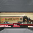 Alliance Tractor Trailer Training Racing Team Transporter Racing Champions 1:64 Die Cast NASCAR