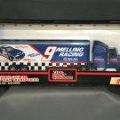 #9 Bill Elliott Melling Racing Transporter Racing Champions 1:64 Die Cast NASCAR