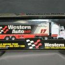Western Auto 1993 Collectors Darrell Waltrip #17 Transporter Racing Champions 1:64 Die Cast NASCAR