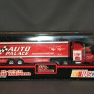 Auto Palace Reggie Ruggiero Hemi Cuda Racing Transporter Racing Champions 1:64 Die Cast NASCAR