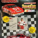 Bill Elliott #11 Amaco 1992 Racing Champions 1:43 Die Cast NASCAR