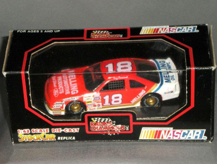 Greg Trammell Melling #18 Racing Champions 1:43 Diecast  NASCAR