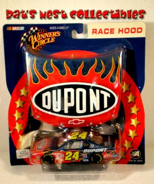 Winners Circle Jeff Gordon #24 1:43 Diecast Race Hood Series NASCAR