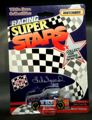 Lake Speed #83 Purex 1:64 Diecast White Rose Collectibles Matchbox Racing Super Stars
