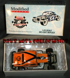 Richie Evans Rusty Nail 61 Nutmeg Collectible 1:25 Diecast Modifieds