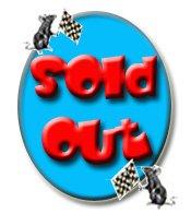 SOLD Alan Kulwicki #7 Hooters Trackside Acrylic Mug Diecast NASCAR Auto Racing
