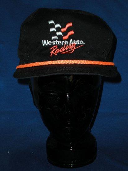 Western Auto Racing Adjustable Cap Hat Motorsports NASCAR