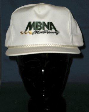 MBNA Motorsports Adjustable Cap Hat NASCAR