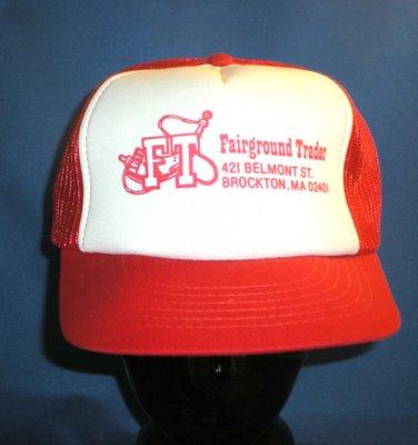 Fairground Trader Adjustable Hat Cap