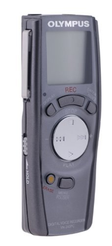 Olympus VN-240 PC Digital Voice Recorder with PC Interface (Refurbished)