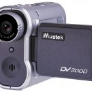 Mustek DV3000 Multi-Function Digital Video Camera w/1.5-inch LCD and 2x Digital Zoom