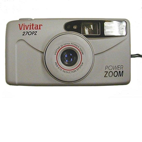 VIVITAR 270PZ Point-and-Shoot Camera