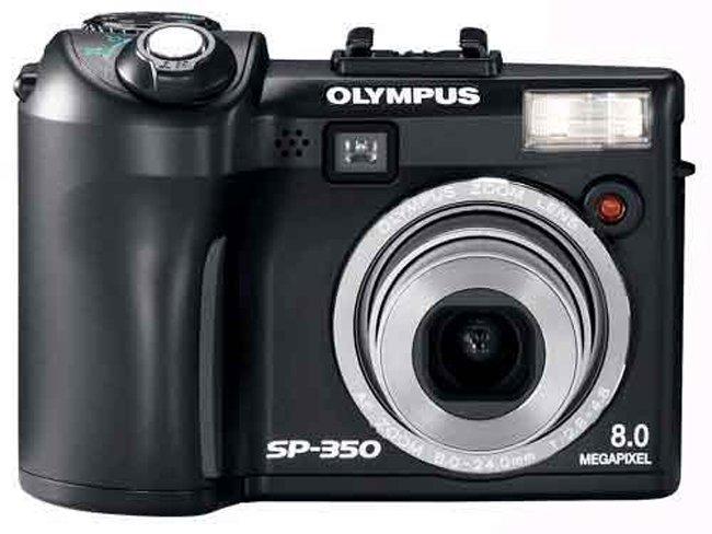 Olympus SP350 8 mega pixel digital camera