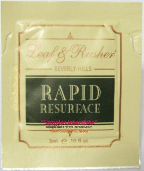 Leaf & Rusher Beverly Hills Rapid Resurface 3ml / 0.10 fl. oz.