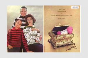 Bernat Super Knitting Worsted Yarn Book 104