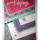Handkerchief Edgings Book #282 from 1951