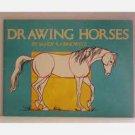 Drawing Horses by Sandy Rabinowitz - 1985