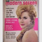 Modern Screen - April 1963 - Connie Stevens, Rock Hudson, Peter O'Toole