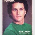 Gregory Harrison - Chicago TV Week - July 1984