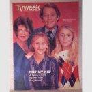 Stockard Channing - Linda Evans - TV Week - January 1985