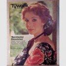 Susan Hampshire - Chicago TV Week - Oct 1984