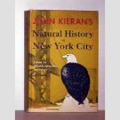 Natural History Of New York City by John Kieran - 1959