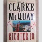 Richter 10  by Arthur C Clarke & Mike McQuay