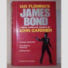 James Bond 3 Complete Novels by John Gardner