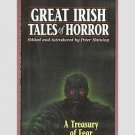Great Irish Tales Of Horror - A Treasury Of Fear