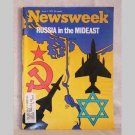 Newsweek - Russia in the Mideast - 6/70