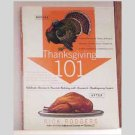 Thanksgiving 101 by Rick Rodgers - 1998