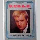The Man From Thrush - U.N.C.L.E. Files Magazine