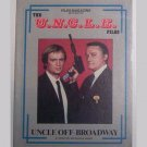 UNCLE Off-Broadway - U.N.C.L.E. Files Magazine