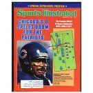 Sports Illustrated magazines Super Bowl 86 Preview