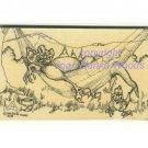 Original Dragon Artwork by Joan Hanke Woods