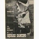 Square Dancing - The Basic Movements - 1970