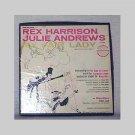 My Fair Lady - 45 rpm records - Julie Andrews & Rex Harrison